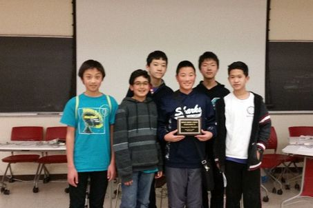 About - Mesa Verde Middle School Quizbowl Club